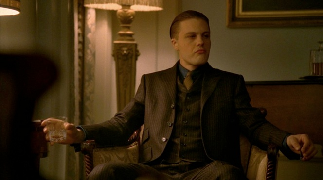 If Michael Pitt didn't have the Geto Boys in his head while filming this scene, then I don't even know anymore...