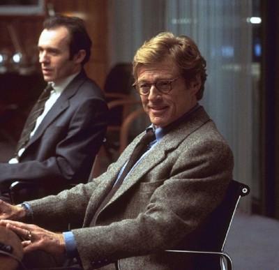 Robert Redford as Nathan Muir in Spy Game (2004).