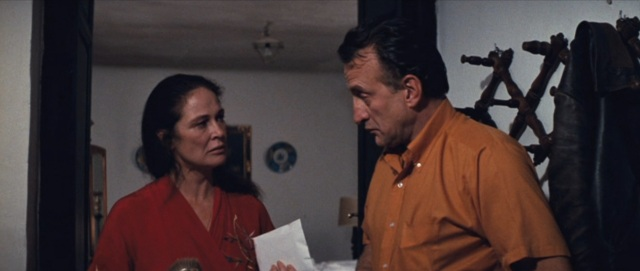 Image result for THE LAST RUN GEORGE C SCOTT and colleen dewhurst