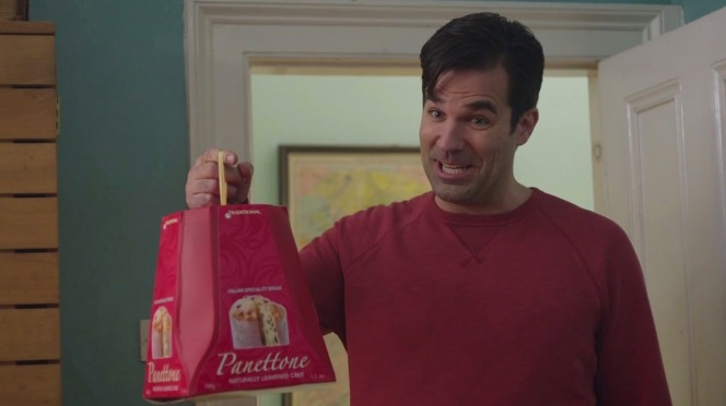 Rob is reasonably excited about his recent purchase in the second episode.