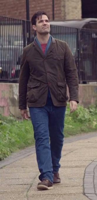 Rob Delaney as Rob Norris on Catastrophe (2015-).