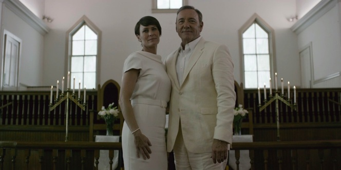 Mr. and Mrs. Underwood.