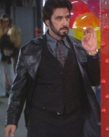 Al Pacino as Carlito Brigante in Carlito's Way (1993).