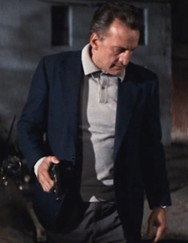 George C. Scott as Harry Garmes in The Last Run (1971).