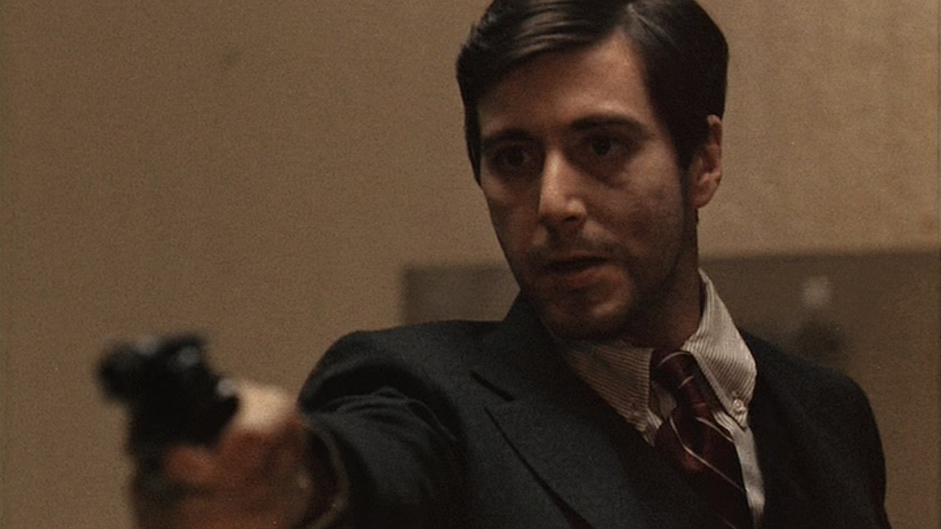michael corleone One of al pacino's career defining roles, the don michael corleone was cold blooded, ruthless, smart and determined and always impeccably dressed.