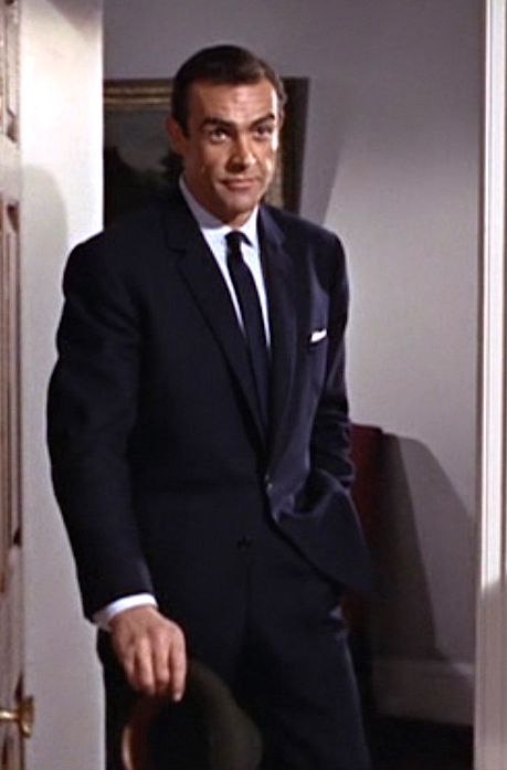 Image result for sean connery james bond from russia with love