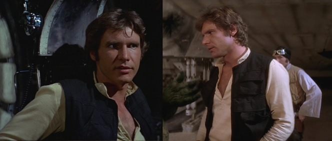 Han's got plenty of pockets on his vest.