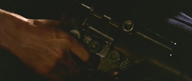Han draws his first DL-44, a modified C96, in A New Hope.