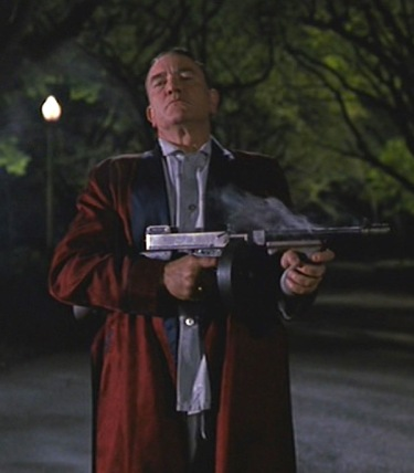 Albert Finney as Leo O'Bannon in Miller's Crossing (1990).