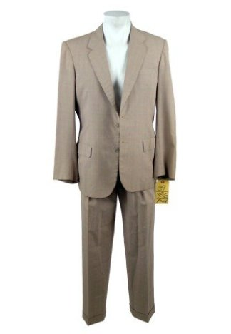 Michael Corleone's suit, as auctioned in 2014.