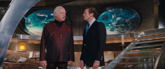 It's a shame that Stromberg couldn't appreciate Bond's nautically themed wardrobe and ordered him to be killed instead.