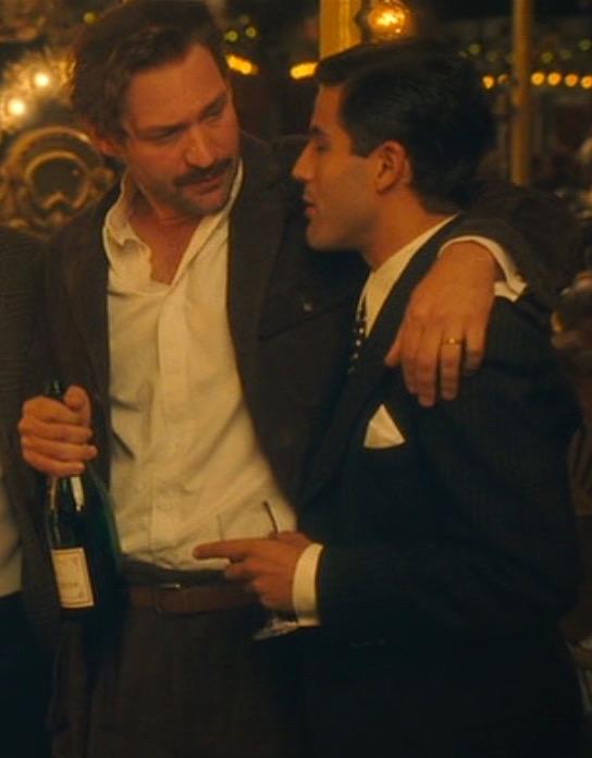 Ernest Hemingway In Midnight In Paris Bamf Style