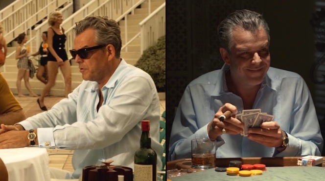 "Ben's equally adept at poker in the light (as seen in ""Feeding Frenzy"") or in the dark (as seen in ""Who's the Horse and Who's the Rider?"")."