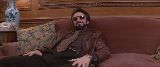 Carlito takes a slightly more informal approach to meetings than most people.
