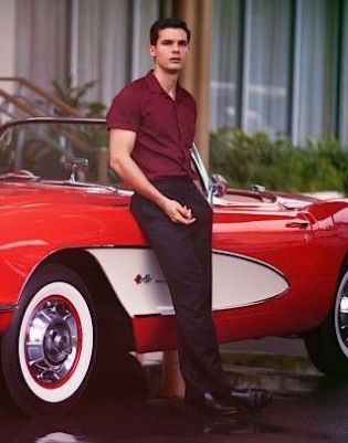 Steven Strait as Stevie Evans on Starz's Magic City (2012-2013).