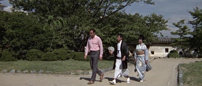 Bond, Tiger, and Aki.