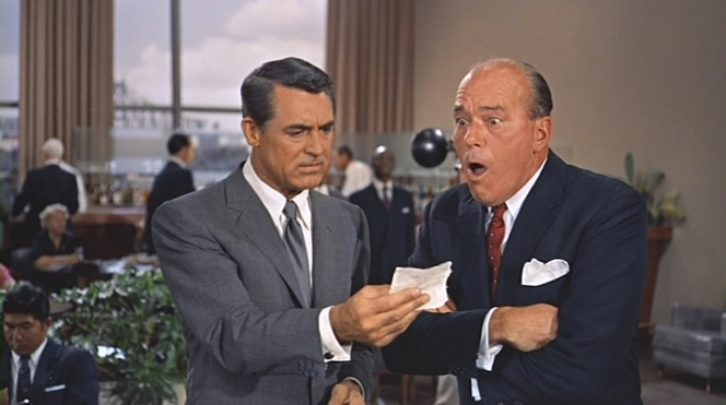 Lester Townsend is absolutely shocked to find out about all of the cuff link continuity errors in North by Northwest!
