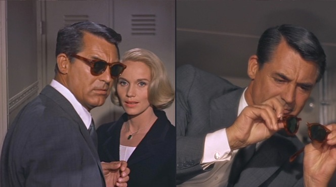 Many irate moviegoers left halfway through, believing that Cary Grant had been replaced by a different actor. As it turns out, it was just Grant wearing sunglasses as a disguise.