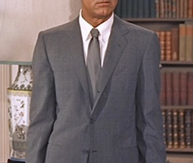 Cary Grant As Roger O Thornhill In North By Northwest 1959