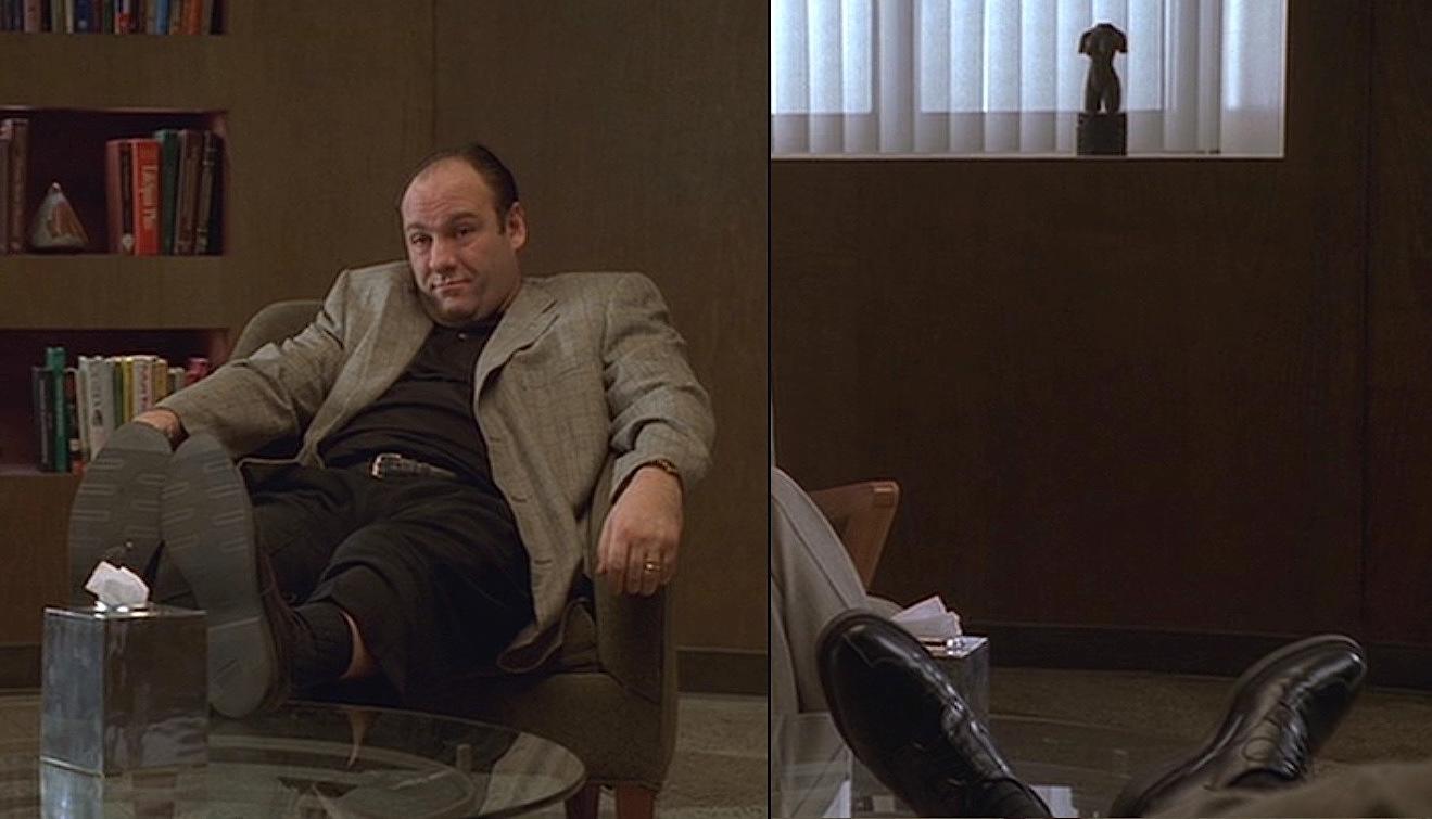 The Sopranos Tony S Brown Glen Urquhart Sportcoat Bamf