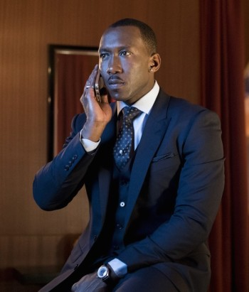 "Mahershala Ali as Cornell ""Cottonmouth"" Stokes on Luke Cage (Episode 1.06: ""Suckas Need Bodyguards"")"