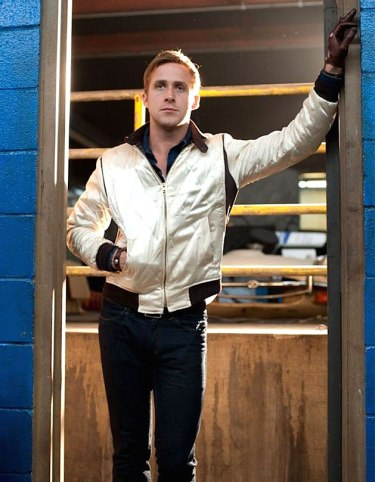 Ryan Gosling in Drive (2011).