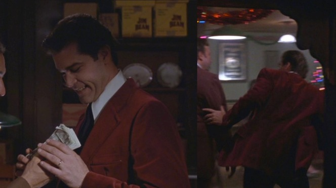Why wouldn't Henry be grinning ear-to-ear after getting a gift like that?