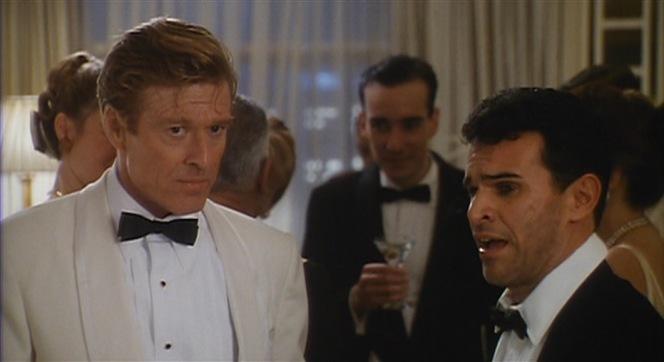 Weir's buddy takes on a much more tragic black tie ensemble.