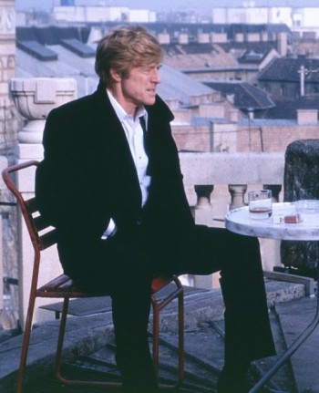 Robert Redford as Nathan Muir in Spy Game (2001)