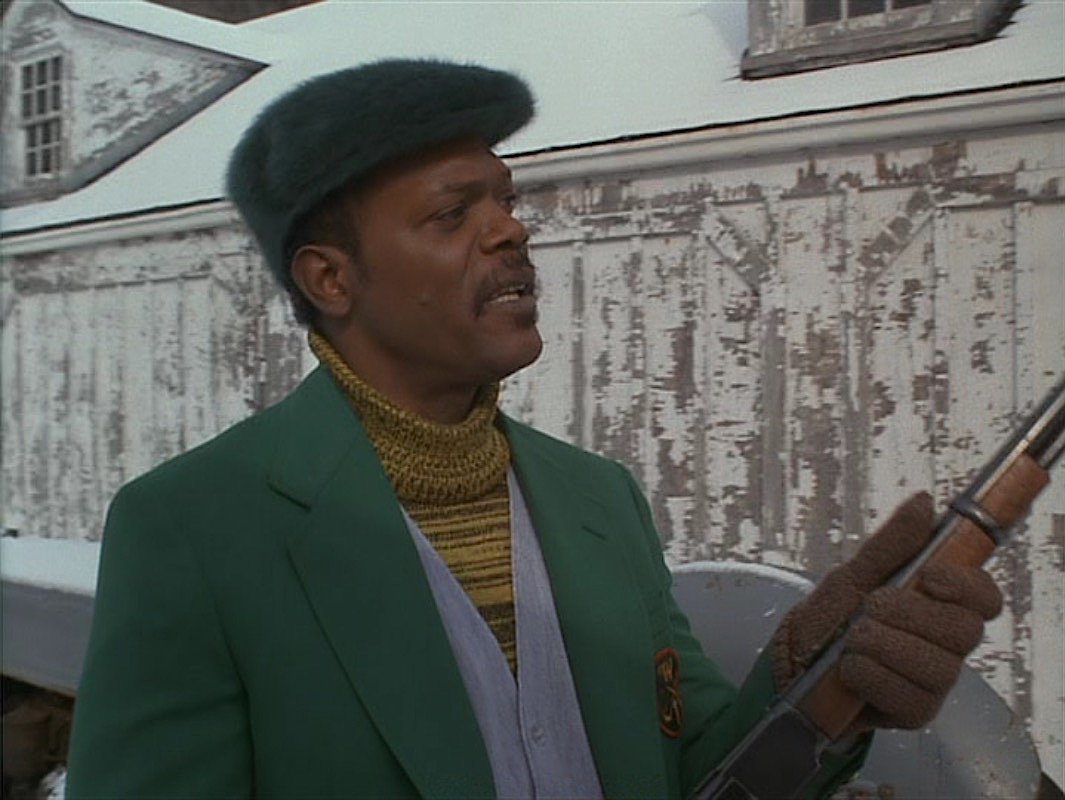 samuel l jackson in the long kiss goodnight bamf style