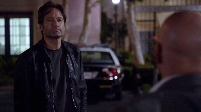 Hank evaluates Charlie as a law enforcement partner.