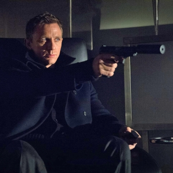 Daniel Craig as James Bond in Casino Royale (2006) (Source: Thunderballs)