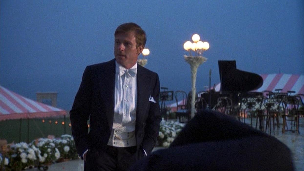 Redford\'s White Tie in The Great Gatsby   BAMF Style