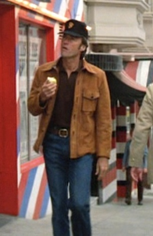 """Clint Eastwood as """"Dirty Harry"""" Callahan in The Enforcer (1976)"""