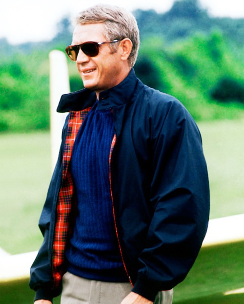 shopping hottest sale where can i buy Steve McQueen's Harrington Jacket as Thomas Crown | BAMF Style