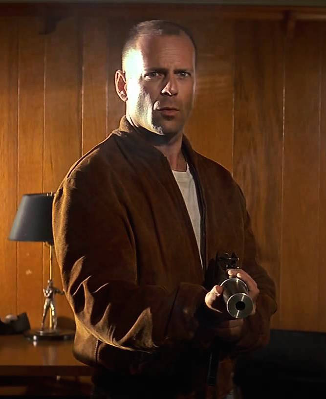 Butch Coolidge In Pulp Fiction Bamf Style