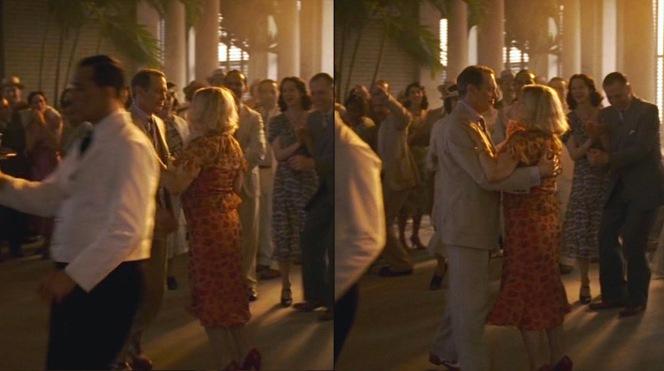 Nucky and Sally sway their way through the Havana nightlife.
