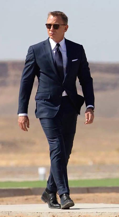 f4775deef5fa6e Daniel Craig as James Bond in Spectre (2015)