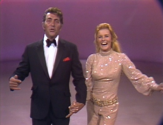 "Dino sings ""That Old Feeling"" and ""I Take a Lot of Pride in What I Am"" with guest Ann-Margret during her fifth season appearance, February 1970."