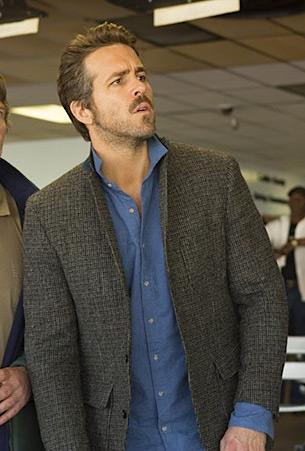 57969fcb Ryan Reynolds' Tweed Jacket in Mississippi Grind