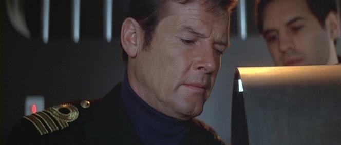 Commander Bond, RNR.
