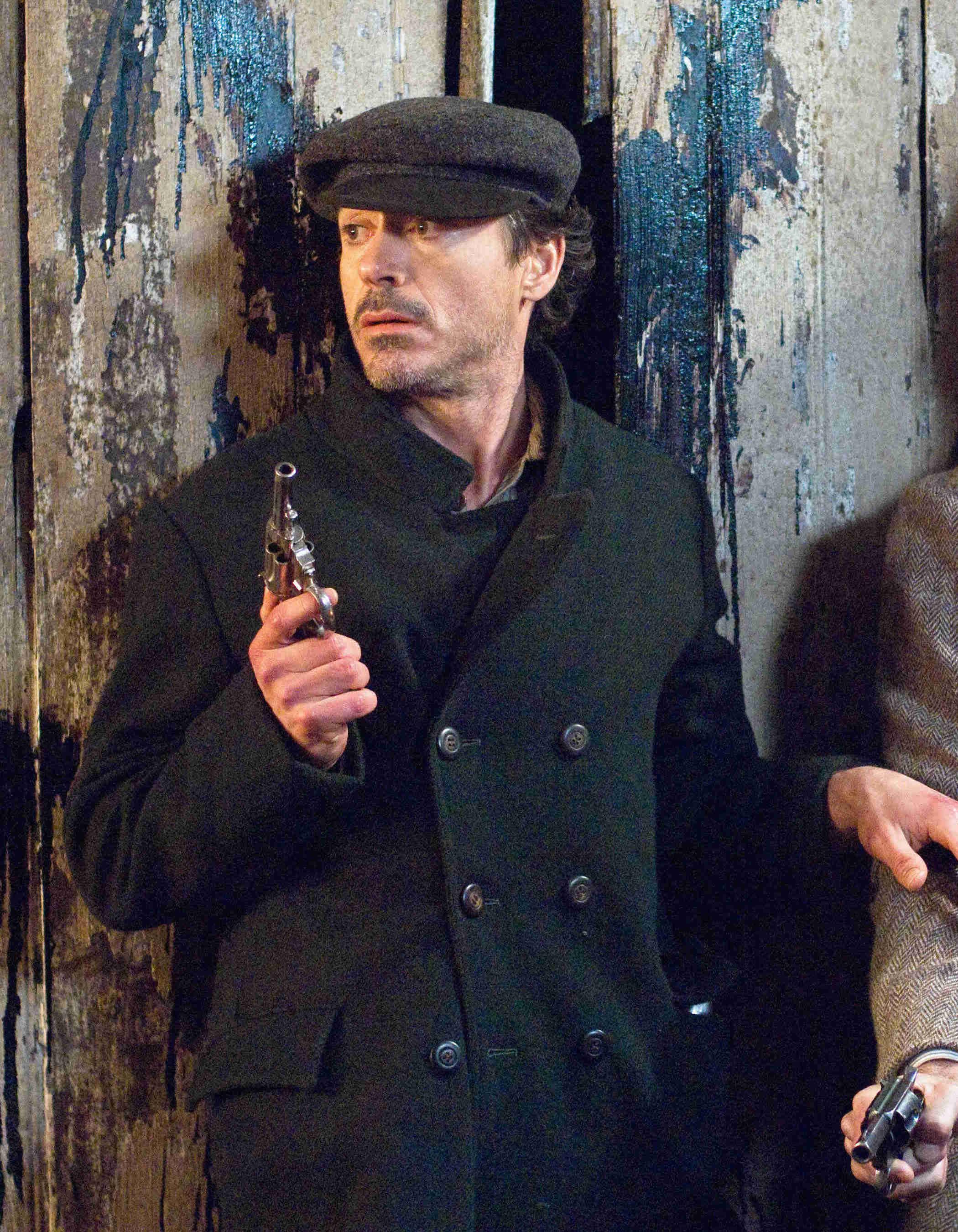 Robert Downey Jr. as Sherlock Holmes in Sherlock Holmes (2009) 3dbf854fa
