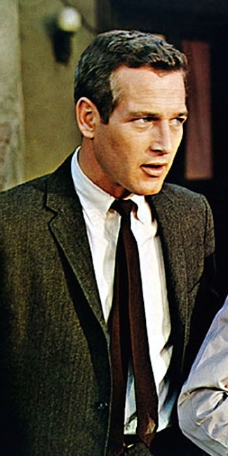 Paul Newman as Professor Michael Armstrong in Torn Curtain (1966)