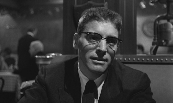 The effect was supposedly enhanced with a thin layer of Vaseline smeared over the lenses to prevent Lancaster from focusing his eyes as he judges his world with a perpetually blank gaze, as described in James Naremore's Sweet Smell of Success: A BFI Film Classic.