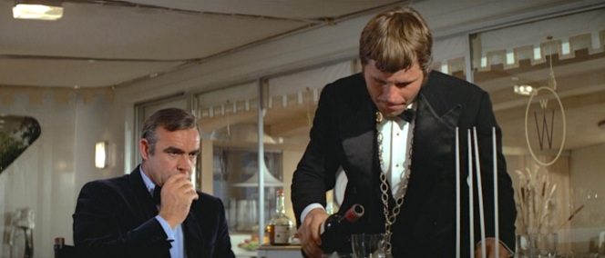 """To avoid being foiled by Mr. Bond in the future, arm yourself with the knowledge that a """"claret"""" is a traditionally British English term for red wine produced in the Bordeaux region of France."""
