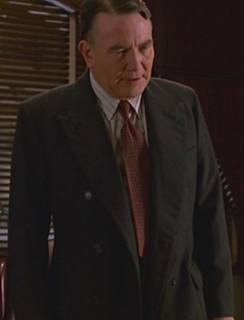 Albert Finney as Leo O'Bannon in Miller's Crossing (1990)