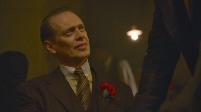 """Home (Episode 1.07): Nucky is perplexed after an exchange with Chalky White."