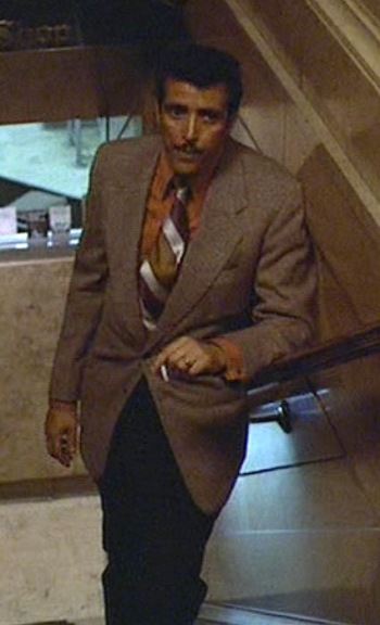 Joe Spinell as Willi Cicci in The Godfather (1972)