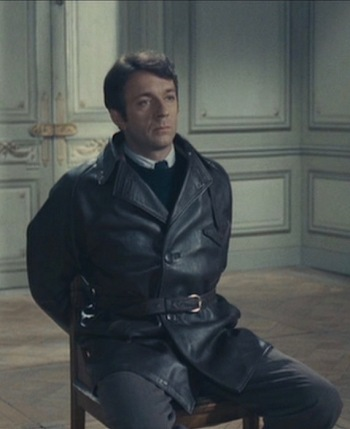 Jean-Pierre Cassel as Jean-François Jardie in Army of Shadows (1969)