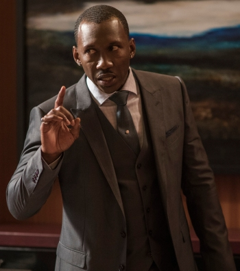"Mahershala Ali as Cornell ""Cottonmouth"" Stokes on Luke Cage (Episode 1.05: ""Just to Get a Rep"")"